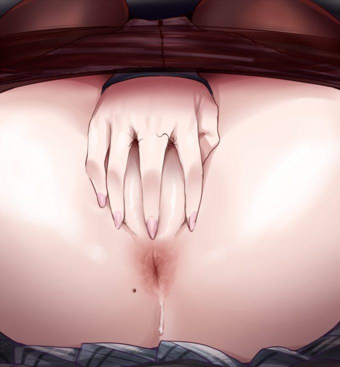 19の二次エロ画像50 - 【フェチ】マン毛、陰毛エロ画像まとめ Part9