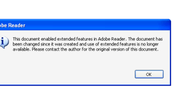 New Adobe PDF Reader 0day and Acrobat Found Exploited in the