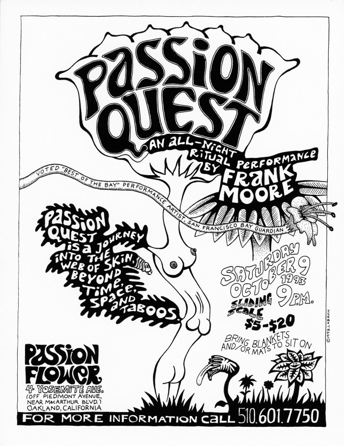 Passion Quest poster