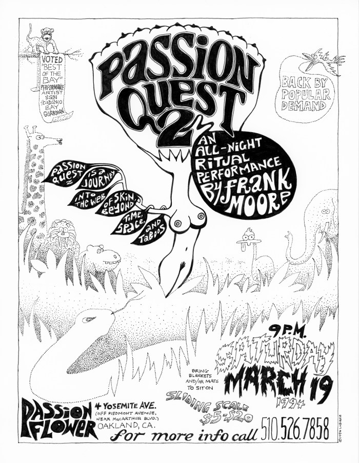 Passion Quest 2 poster