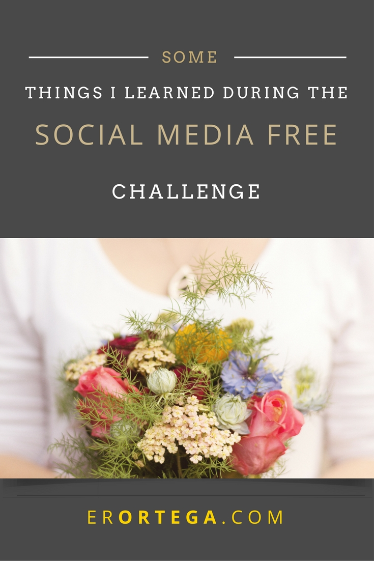 Fear Not: You Too Can Abandon Social Media for an Everyday Christ-Centered Life. If I had to distill the many takeaways I've gained from the 7 Day Christ-Centered and Media Free Challenge into one single thought, it would be this: so much of our time is spent on waste. Read about what I learned here.
