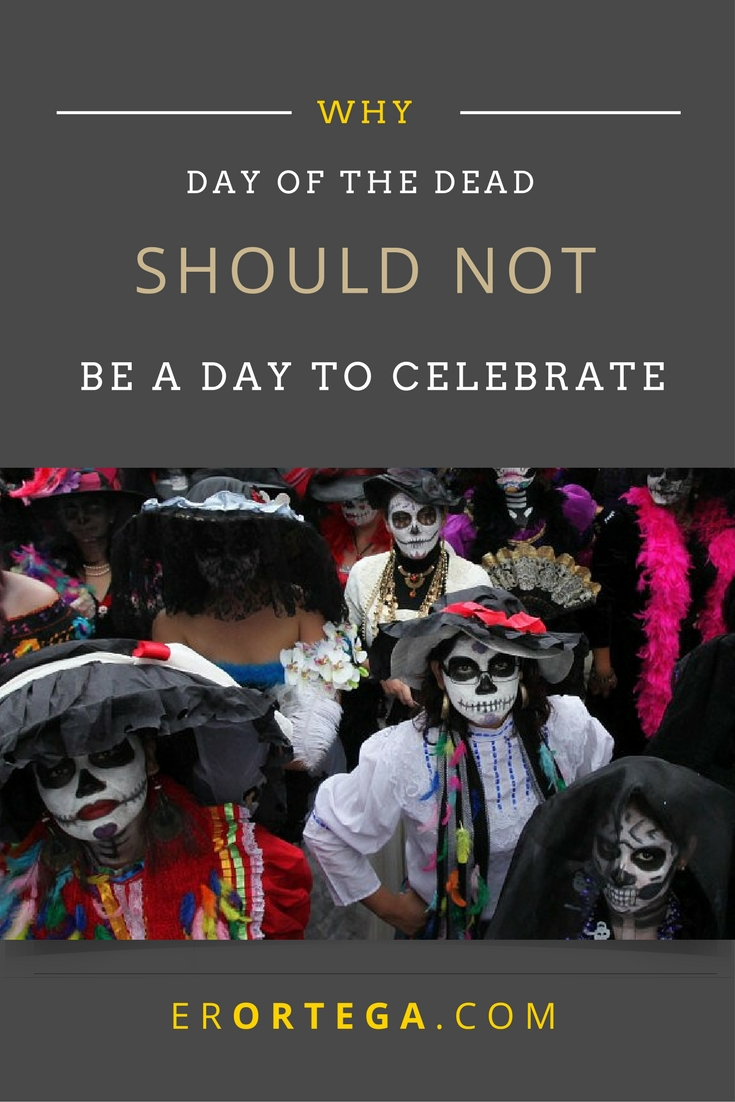 Should Christians celebrate Day of the Dead? We know it honors the unfruitful works of darkness so why would any God loving believer not resist its snare? Click to read full post.