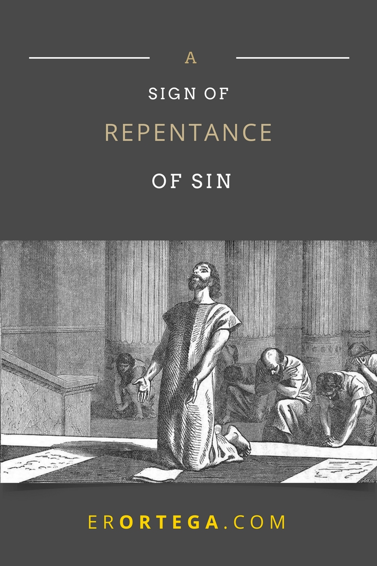 In the Bible, sackcloth, and ashes was worn as a sign of repentance for sin. Simply put, sackcloth and ashes was an external demonstration of an internal condition. It was a visible mark of someone's deep sorrow and mourning. The action itself required a most sincere humility that only the repentant one can possess and God's forgiveness in response is praised by David's Psalms. Click to read full post.