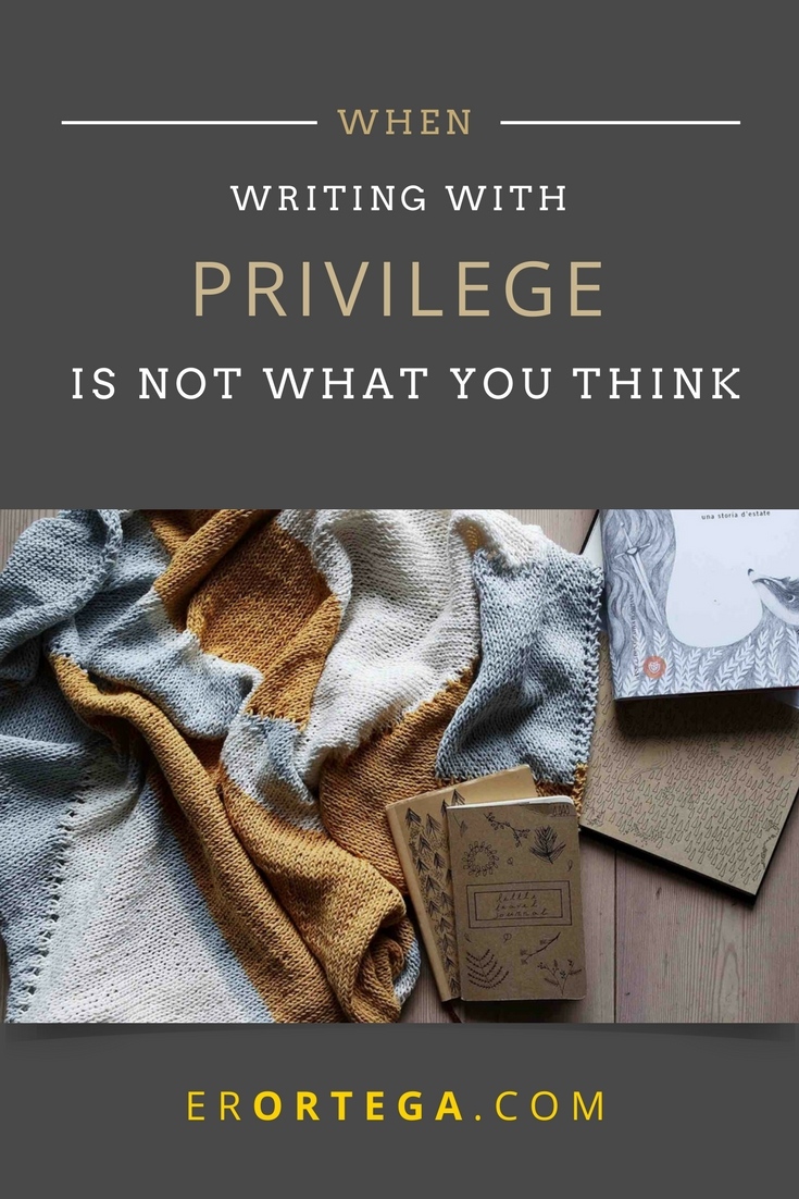 When I find myself limited in my ability to communicate, when I'm making a concerted effort to write in Spanish, for instance, I count it a privilege. To articulate meaning in writing with those we love, with those who paid a high price to abandon a land where familiarity is removed, it is a privilege. Click to read full post.