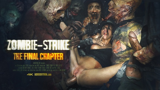 Horror Porn: HORRORPORN - Zombie - Strike: The Final Chapter