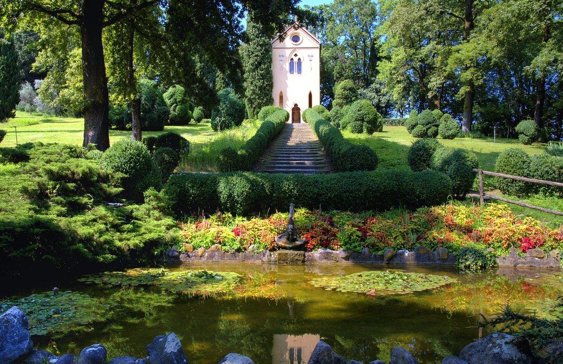 Parco Giardino di Sigurtà in provincia di Verona