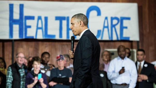 обама здравоохранение