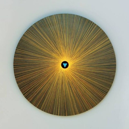 Jeff Richards - Blue_and_Gold_Mandal_op_640x640