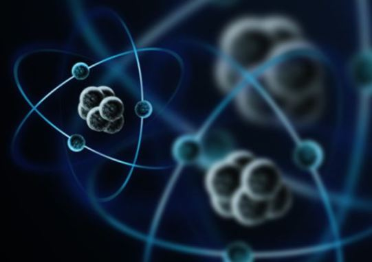 atoms quantum mechanics