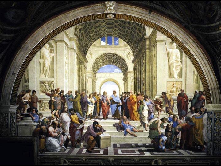 School of Athens
