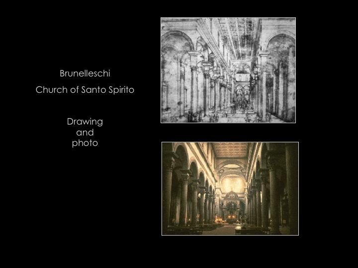 Brunelleschi Chapel
