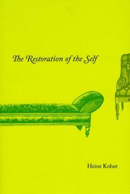 Обложка книги Хайнца Кохута «Восстановление самости» (Restoration of the Self)