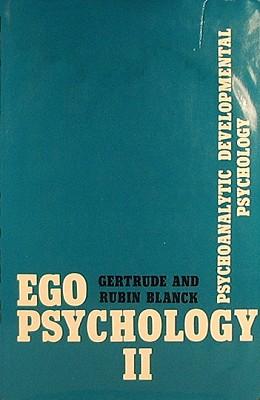 Рубин и Гертруда Бланк - Эго-психология