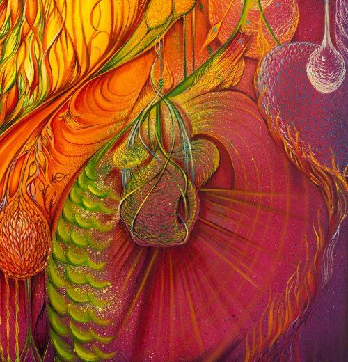 Pamela Sukhum - Heart Space (фрагмент)