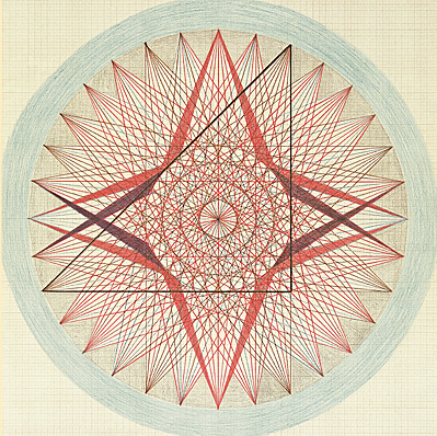 Hilma af Klint oh world invisible