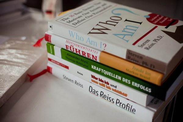 Книги Стивена Райсса переведены на разные языки мира