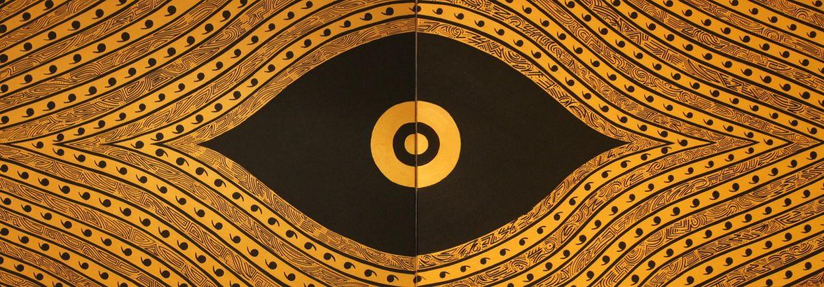 Кайхан Чахал-Салахов. «Божественное Око» (Divine Eye)
