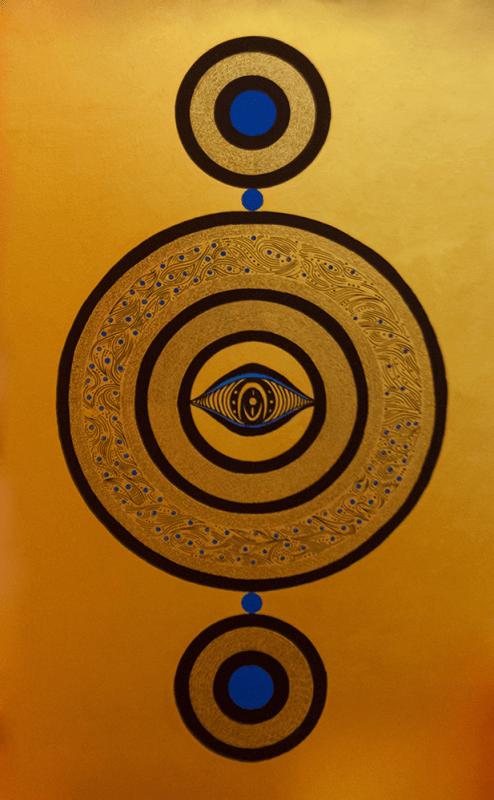 Кайхан Чахал-Салахов. Namaste