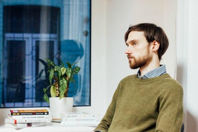 Артём Степанов. Фото © Татьяна Парфёнова