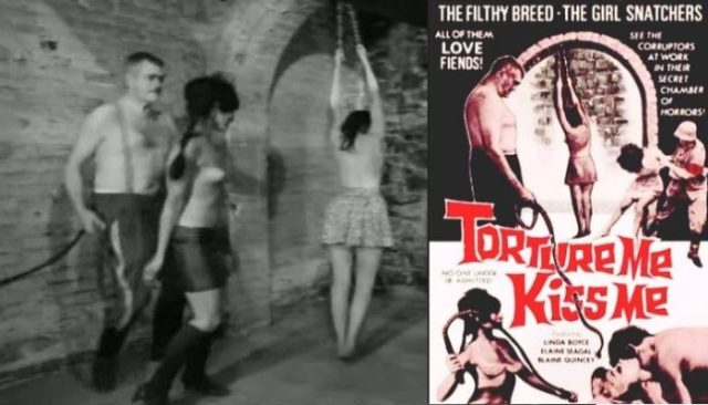 Torture Me, Kiss Me (1970) watch online trash movie