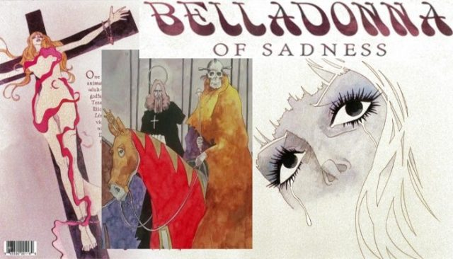 Belladonna of Sadness (1973) watch cult adult animation