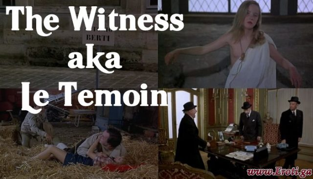 The Witness aka Le Temoin (1978) watch online