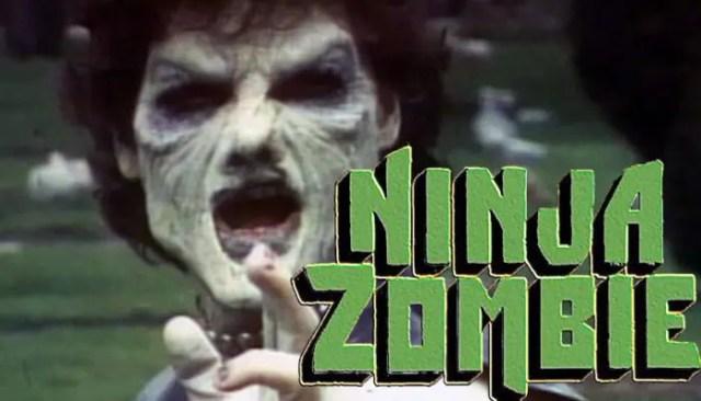 Ninja Zombie (1992) watch online