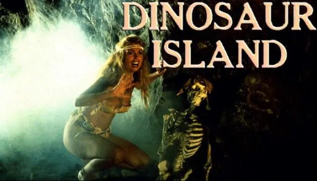 Dinosaur Island (1994) watch online