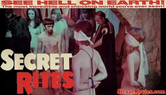Secret Rites (1971) watch online