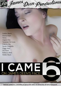 I Came On James Deen's Face 6 2016