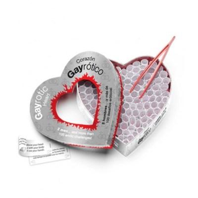 Corazón Gay Erótico