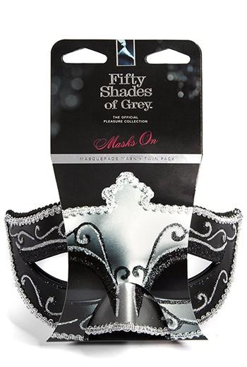 Kit de máscaras 50 Sombras