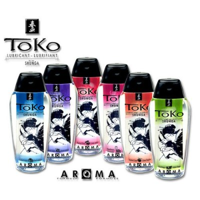 Toko Lubricante de agua sabores