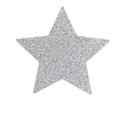 Pezoneras Flash - Estrella Plata BIJOUX Indiscrets