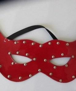 Fantazi Göz Maske Kırmızı