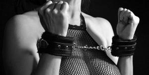 Erotisk roman med legetøj til kvinder (Fifty Shades)