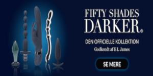 Fifty Shades – I mørket med sexlegetøj!