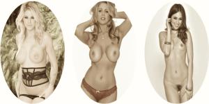 Hvem er verdens hotteste pornostjerne?