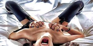 Se hardcore dansk sex med Bondage og hård Dominans!