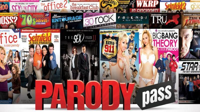 Fake/parodi film og billeder med kendte fra Tv og Hollywood