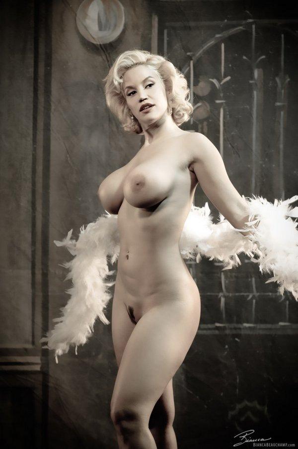 marilyn monroe nude ass