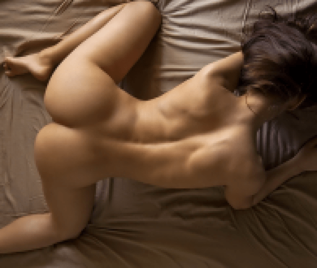 Naked Doggy Style Ass Sexy Ass Brunette Wallpaper