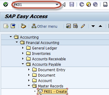 sap-vendor-master-fk01-menu-path