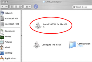 Sap gui mac download.