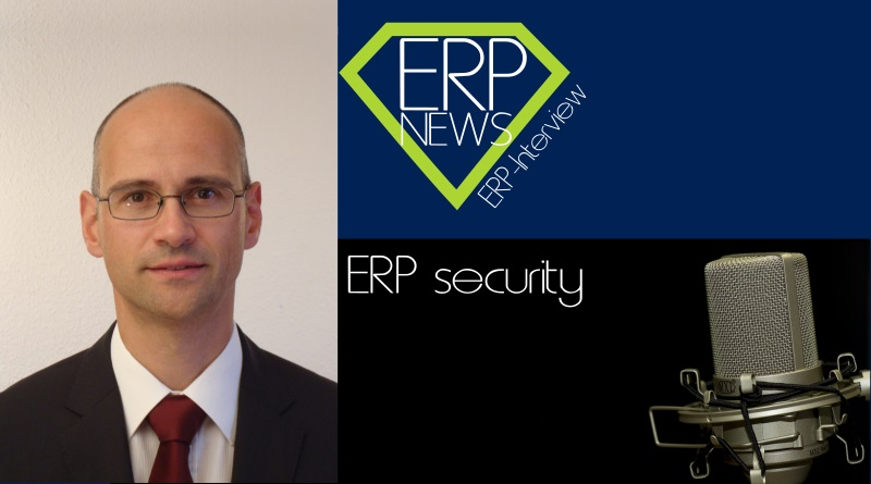ERP-Interview mit All for One Steeb: ERP security