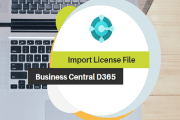 Import License File In Business Central D365