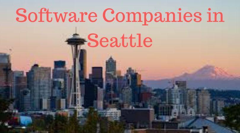 Best software development companies in Seattle