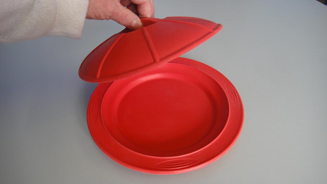 Pièce en silicone