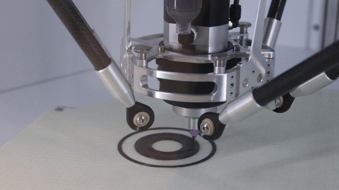 impression 3D silicone lynxter