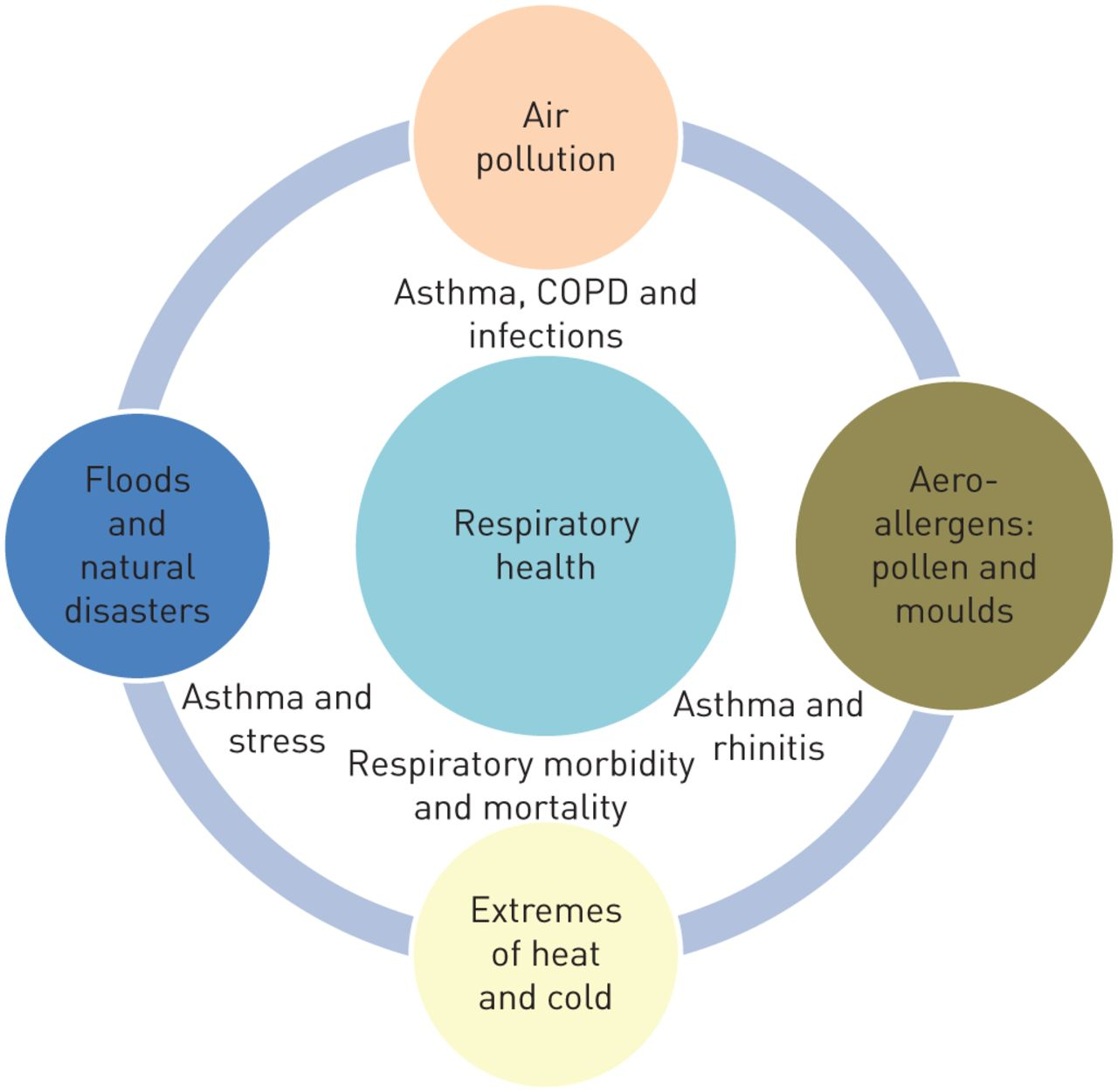 Climate Change And Respiratory Diseases